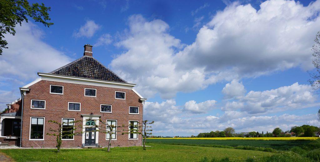 Foto Boerderij in Nieuw Scheemda